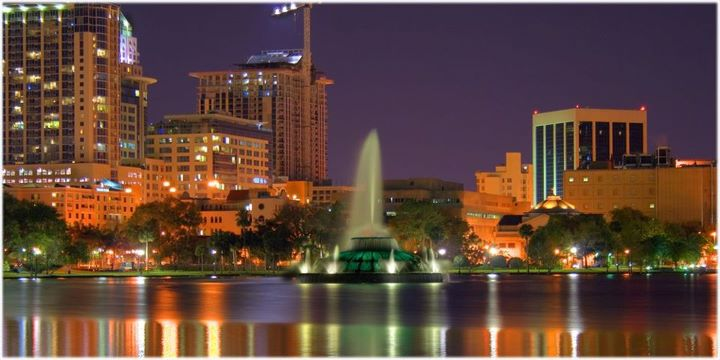 Lake Eola Ampitheater